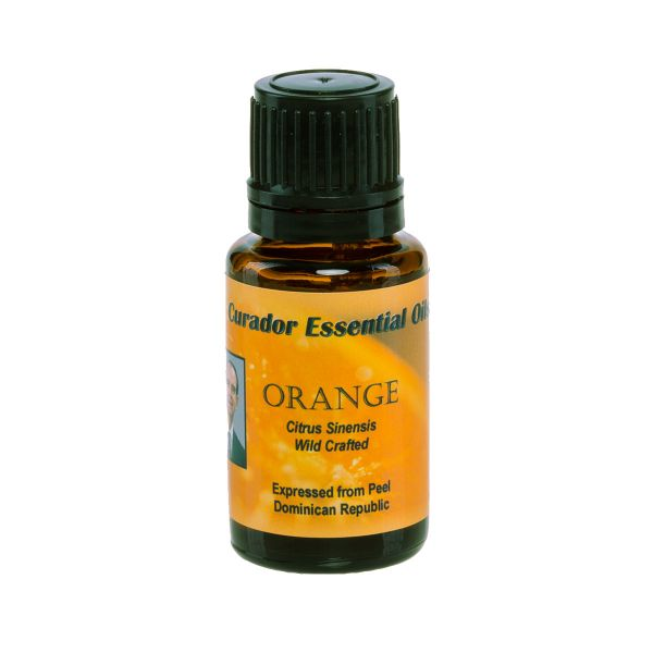 Dr Tennant Orange essential oil blend 15 ml bottle
