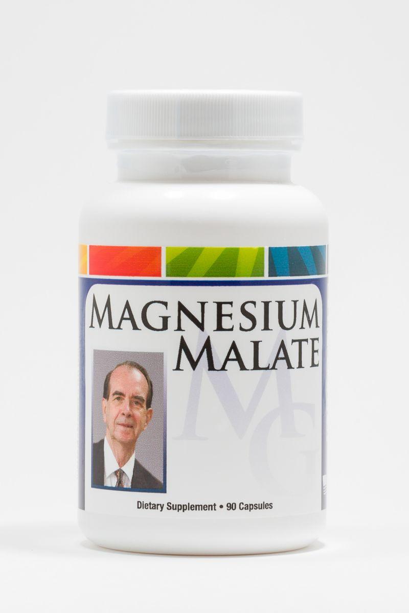 90 Capsules Magnesium