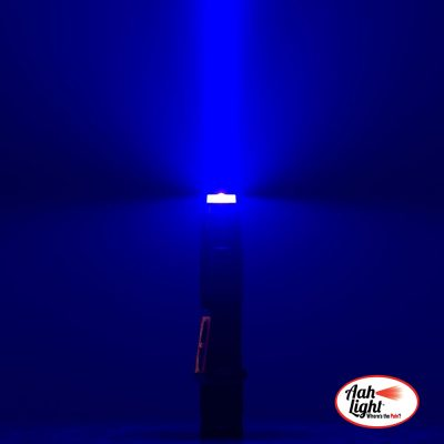 Coherent Blue LED light beam for light ICE therapy